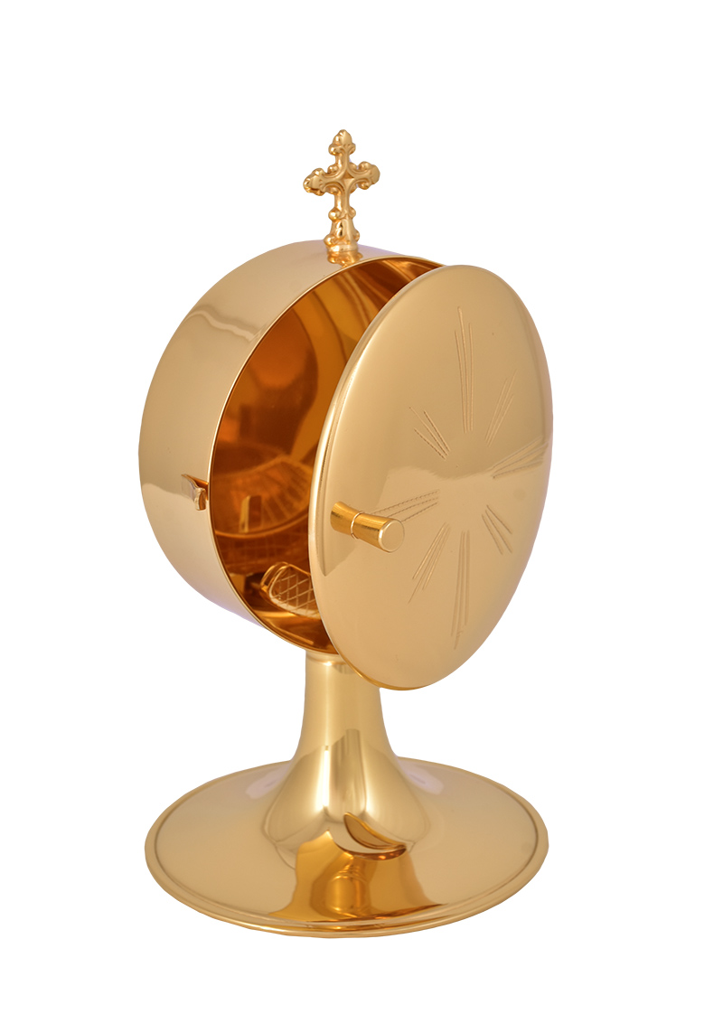 Píxide Dourada 971