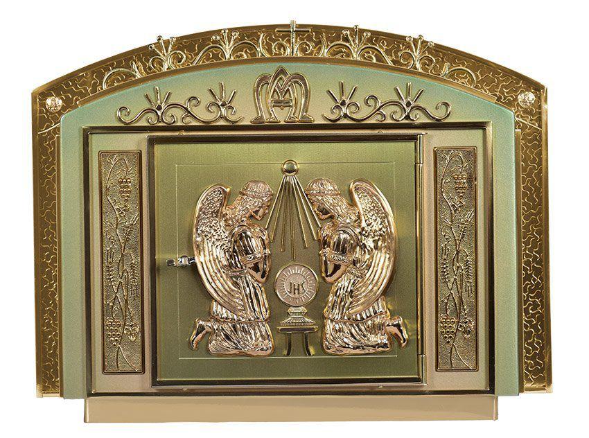 Sacrário Anjos em Adoração S012