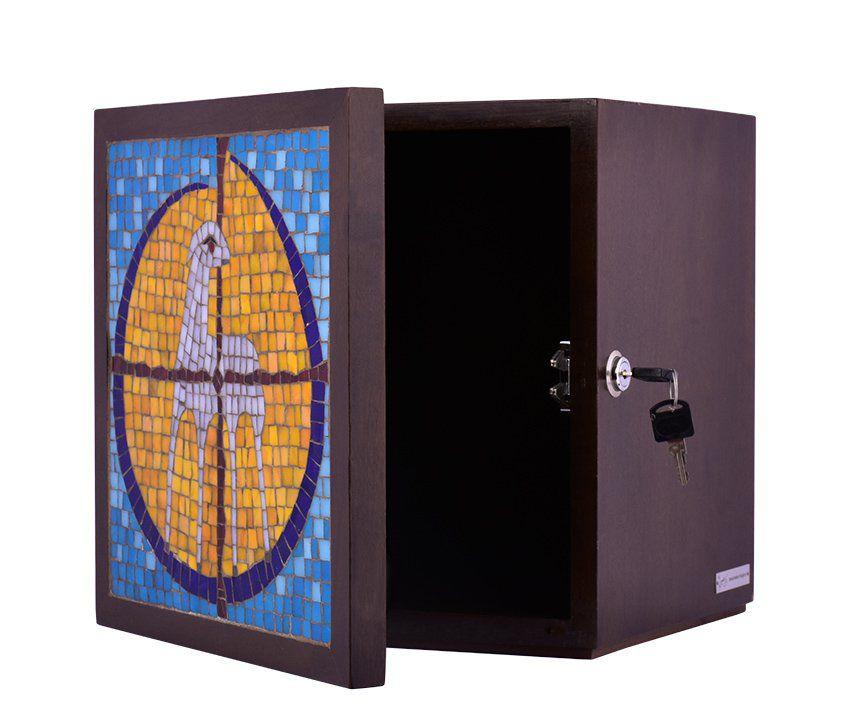 Sacrário Cordeiro Mosaico 4151