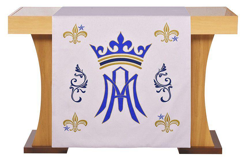 Véus de Altar e Estante Santa Maria S204 S205