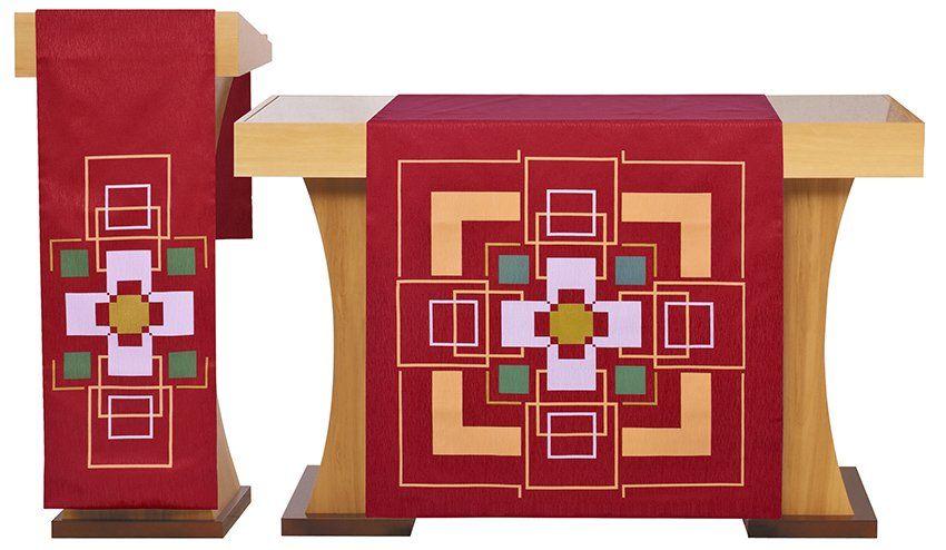 Véu de Altar Cruz S197