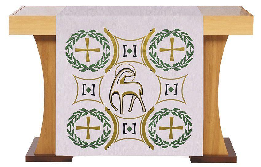 Véu de Altar Pascal S199