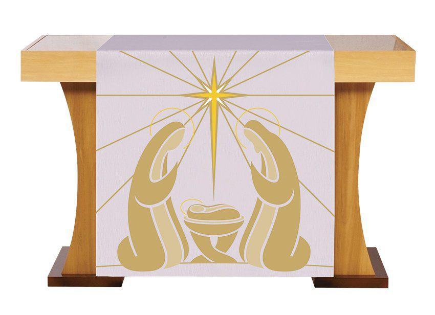 Véu S230 de Altar Natal