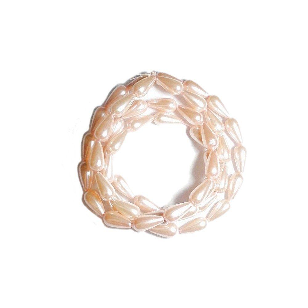 Fio de Pérolas de Plástico - 16mm - 85cm  - Nathalia Bijoux®