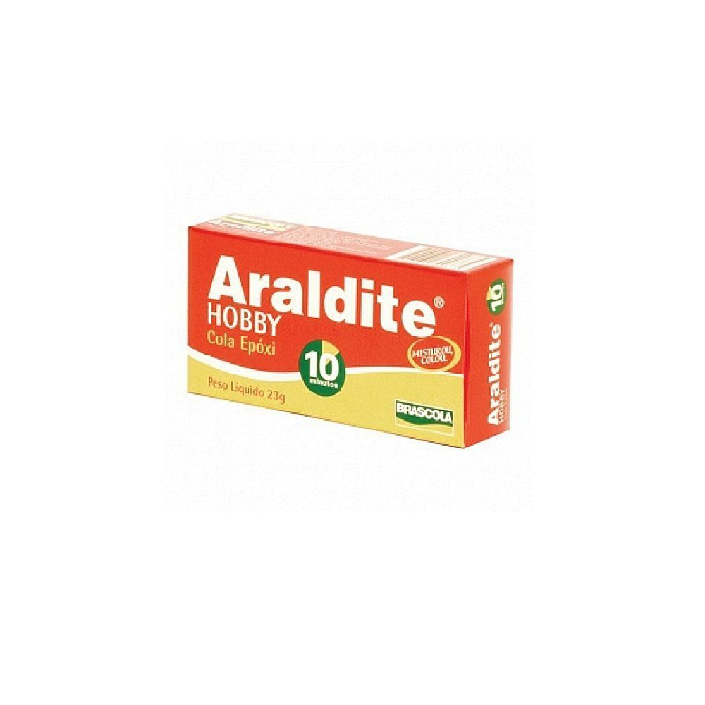 Araldite Hobby - 10 Minutos - 23g  - Nathalia Bijoux®