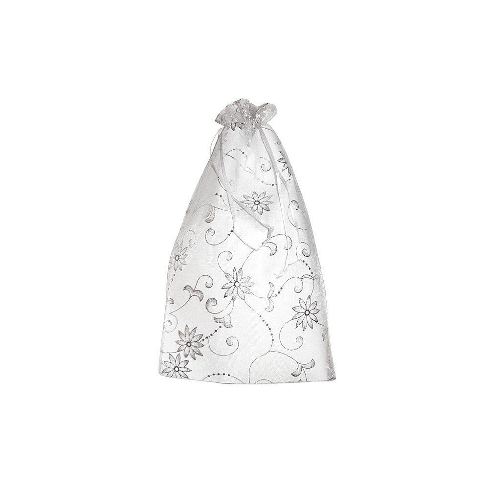 Saco de Organza - Branco  - Nathalia Bijoux®