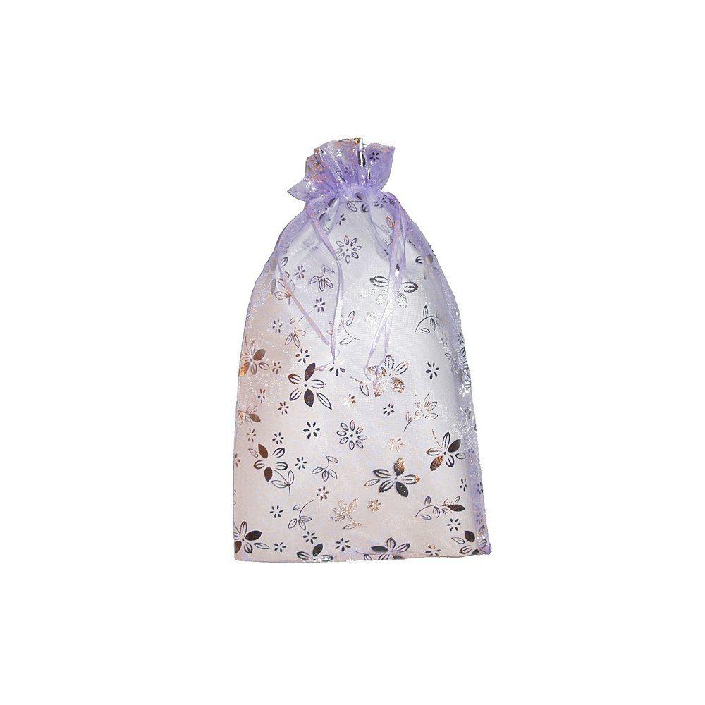 Saco de Organza - Roxo  - Nathalia Bijoux®
