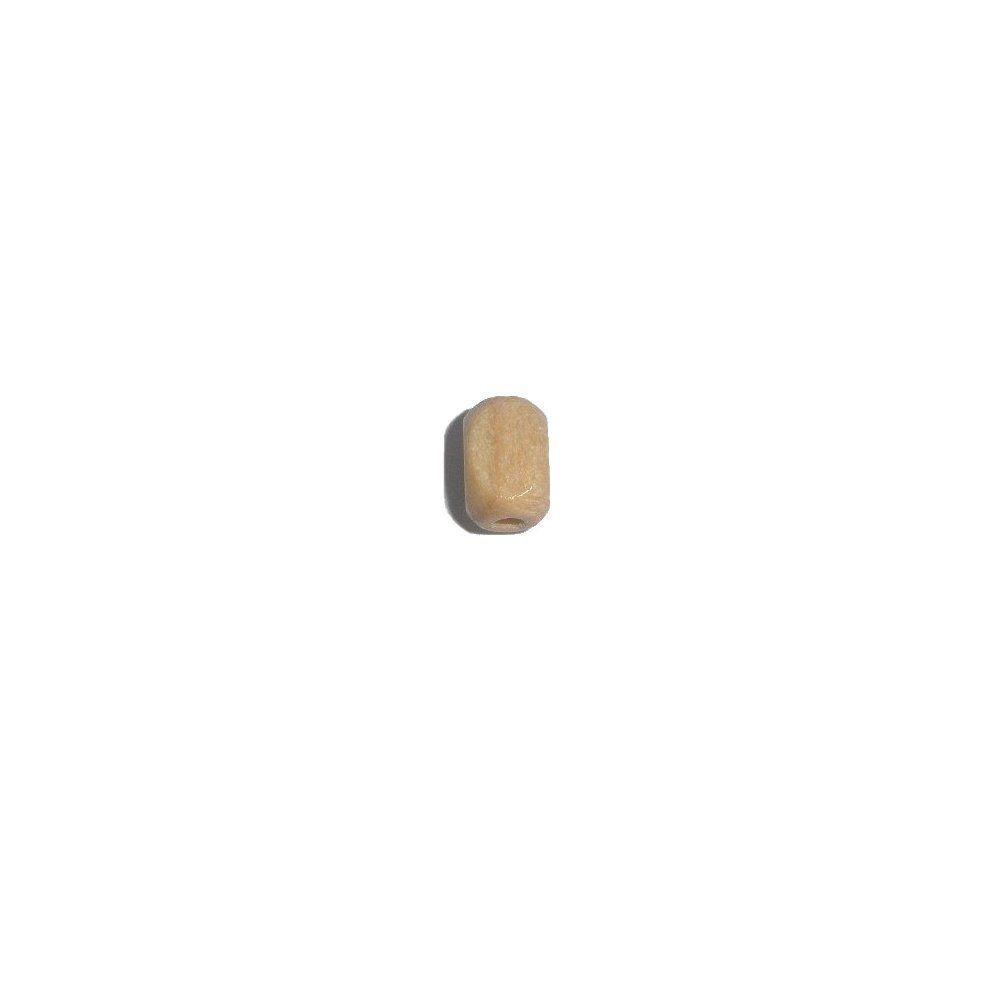 Entremeio de Madeira - 7mm  - Nathalia Bijoux®