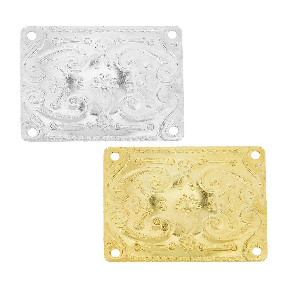 Alongador de Metal 4 Saídas - 46mm  - Nathalia Bijoux®