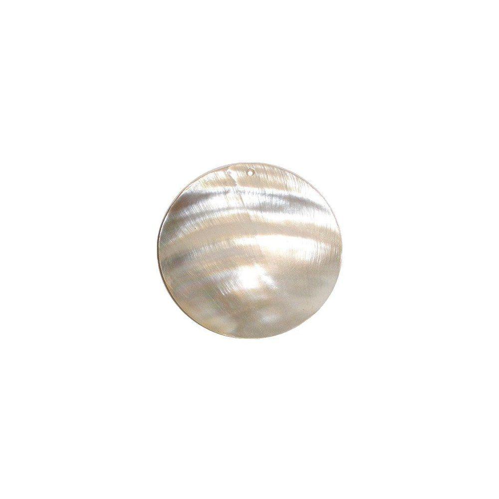 Pingente de Madrepérola - 40mm  - Nathalia Bijoux®