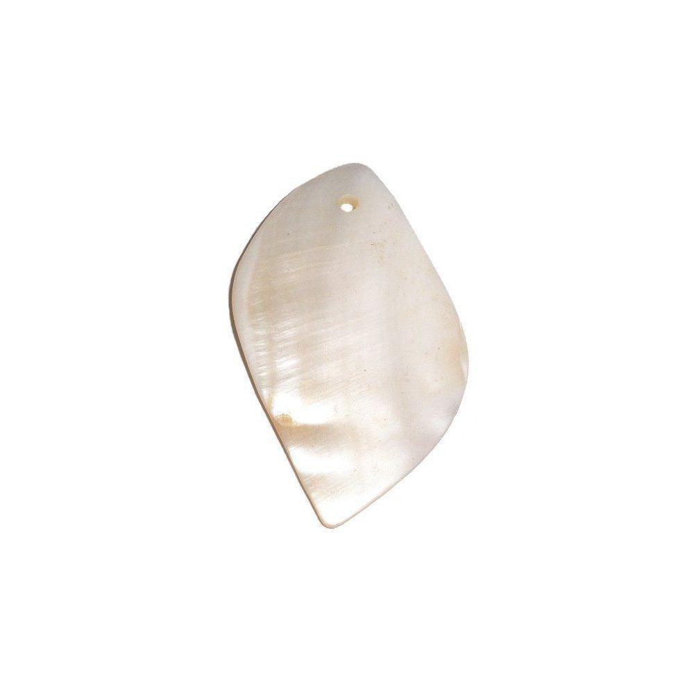 Pingente de Madrepérola - 53mm  - Nathalia Bijoux®
