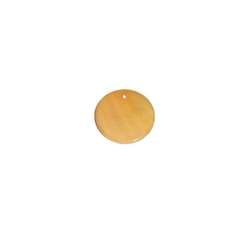 Pingente de Madrepérola - 20mm  - Nathalia Bijoux®
