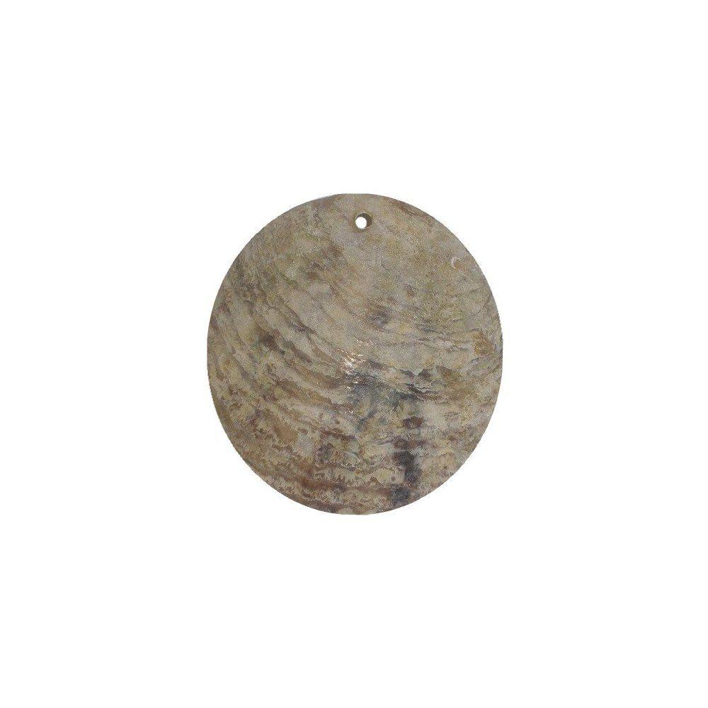 Pingente de Madrepérola - 36mm  - Nathalia Bijoux®