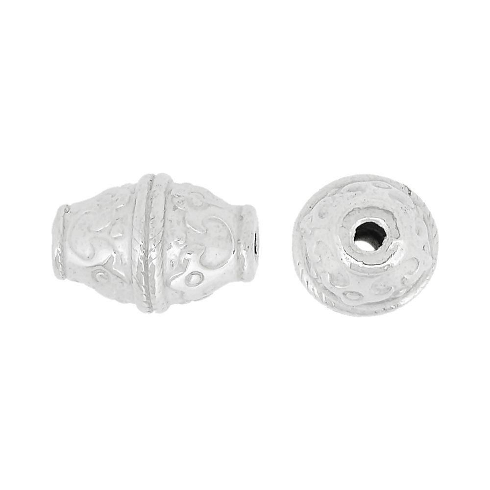 Entremeio Bujão de ABS - 18.5mm  - Nathalia Bijoux®