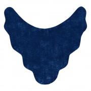 Base para Maxi Colar - Azul Royal (Feltro) - 17cm