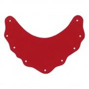 Base para Maxi Colar - Vermelho (Feltro) - 14cm