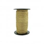 Cordão Elástico Texturizado - 1mm - 50m