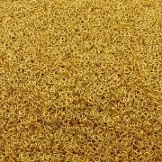 Argola de Metal - Dourado - 3mm - 250g