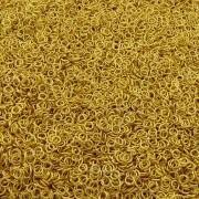 Argola de Metal - Dourado - 4mm - 250g
