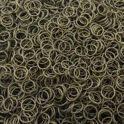 Argola de Metal - Ouro Velho - 10mm - 250g