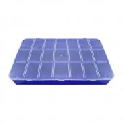 Caixa Organizadora Multiuso - Azul Royal - 30cmx18cm