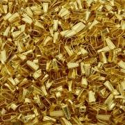 Charneira - Contra Argola - Dourado - 11mm - 100pçs