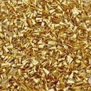 Charneira - Contra Argola - Dourado - 9mm - 100pçs