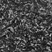 Charneira - Contra Argola - Grafite - 8mm - 100pçs