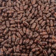 Entremeio Conta de Madeira - 15mm - 100pçs