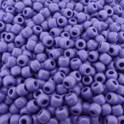 Entremeio Miçangão de Plástico - Uva - 8mm - 250g