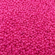 Miçanga 6/0 - Pink - 250g