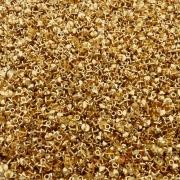 Pino Chupeta - Dourado - 5mm x 8mm - 100pçs