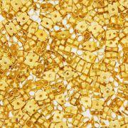 Tarraxa Borboleta Dourada - 5mm - 100pçs