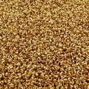 Tips - Dourado - 3mm - 100pçs