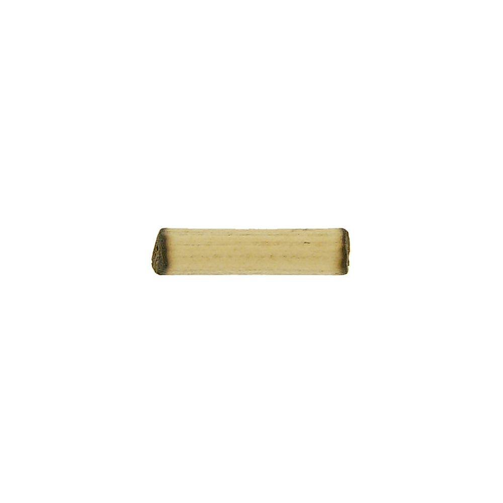 Entremeio de Bambu - 8mm - 1000pçs  - Nathalia Bijoux®