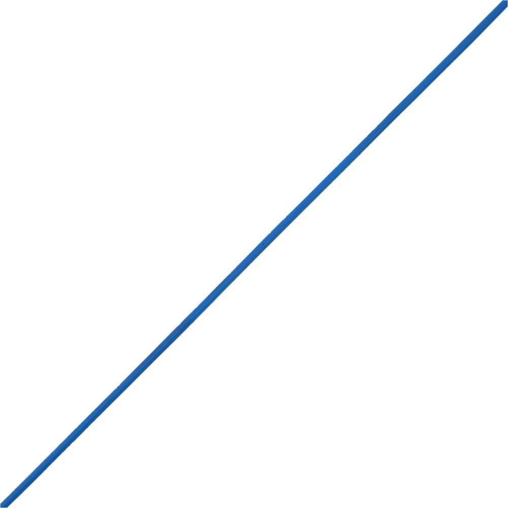 Fio de Borracha - Azul Royal - 1.5mm - 1m  - Nathalia Bijoux®