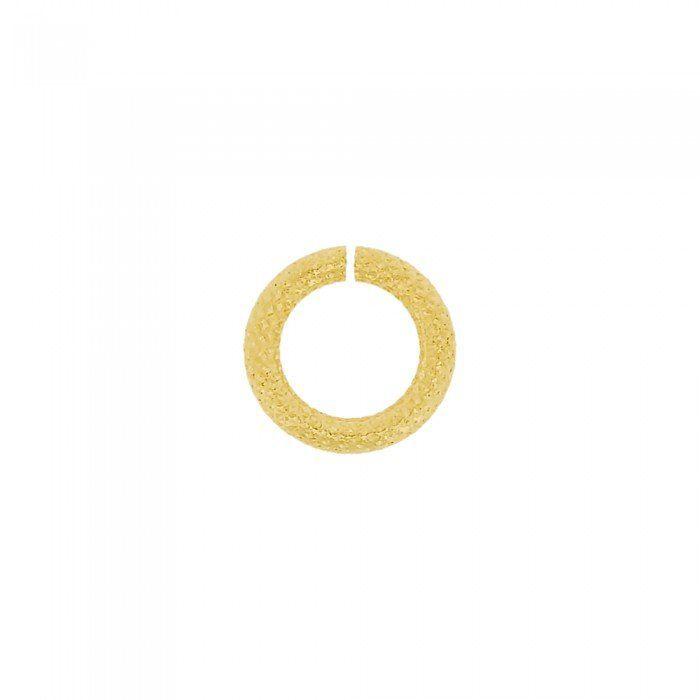 Argola de Metal - 11mm  - Nathalia Bijoux®