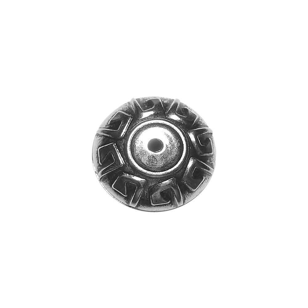 Entremeio de Metal - 24mm  - Nathalia Bijoux®