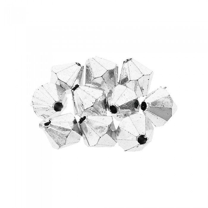 Entremeio Balão de Plástico - 5mm - 25g  - Nathalia Bijoux®