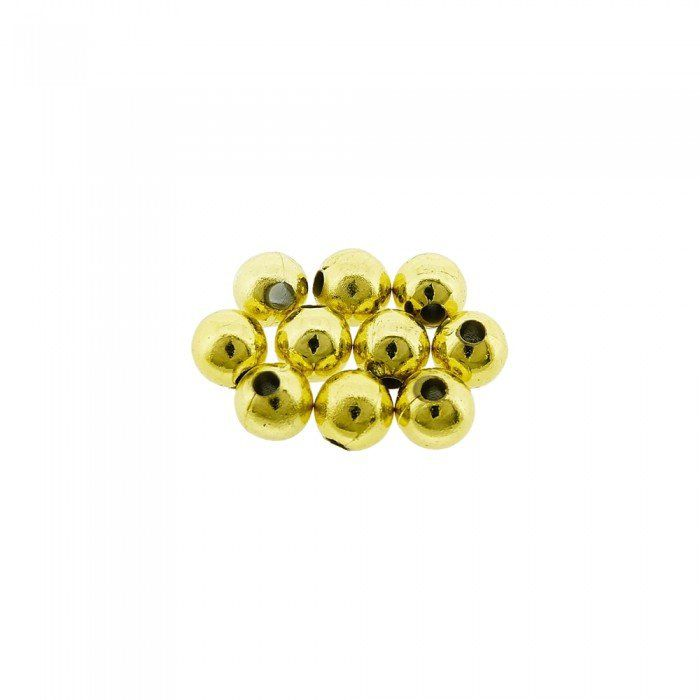 Entremeio Bolinha de Plástico - 3mm - 25g  - Nathalia Bijoux®