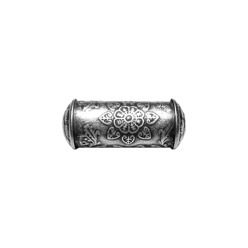 Entremeio de Metal - 28mm  - Nathalia Bijoux®
