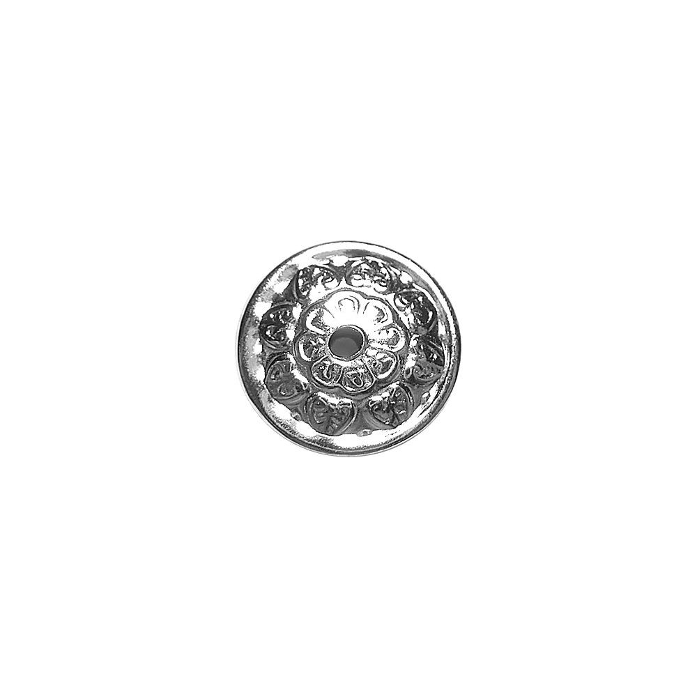 Entremeio de Metal - 15mm  - Nathalia Bijoux®