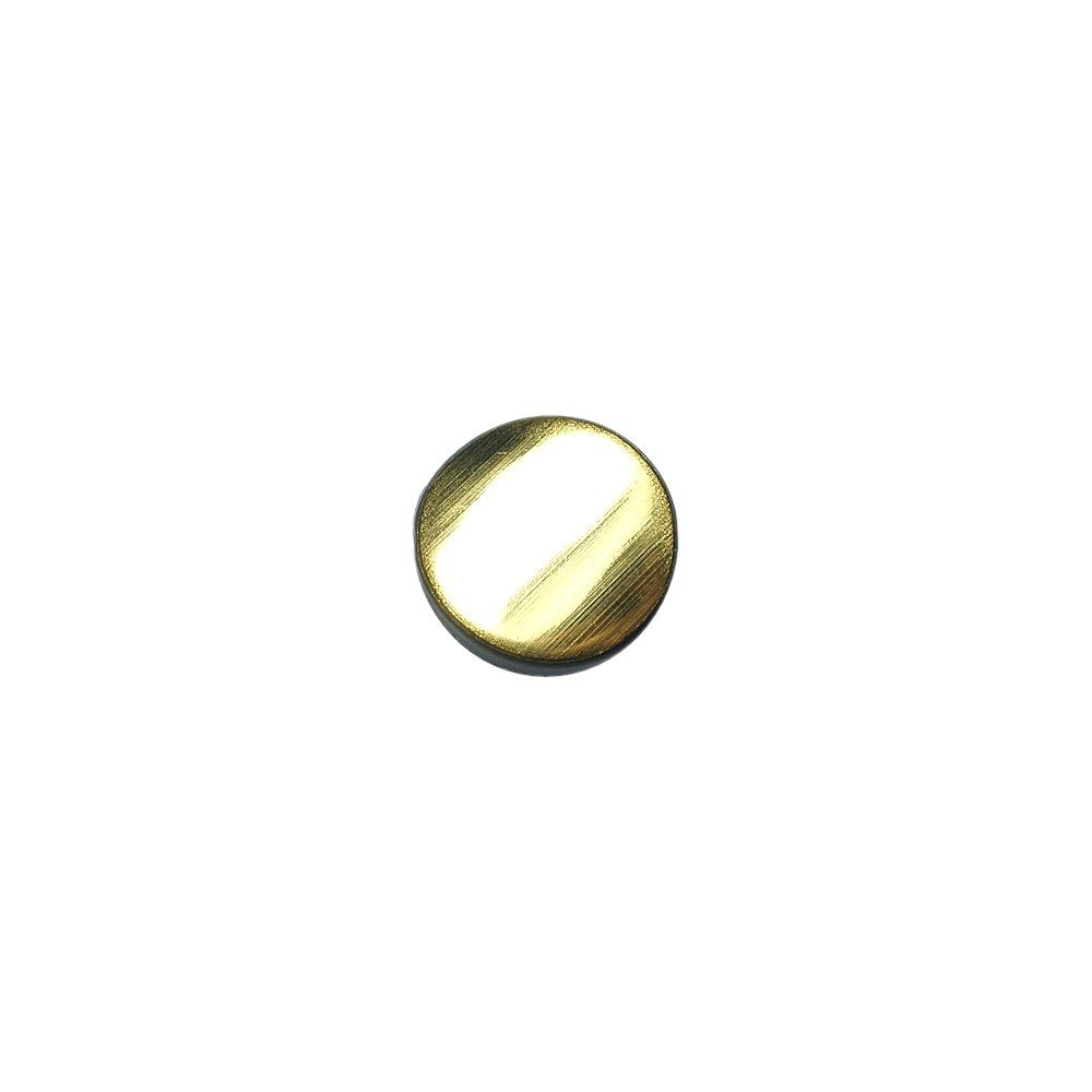 Entremeio Pastilha de Plástico - 15mm  - Nathalia Bijoux®