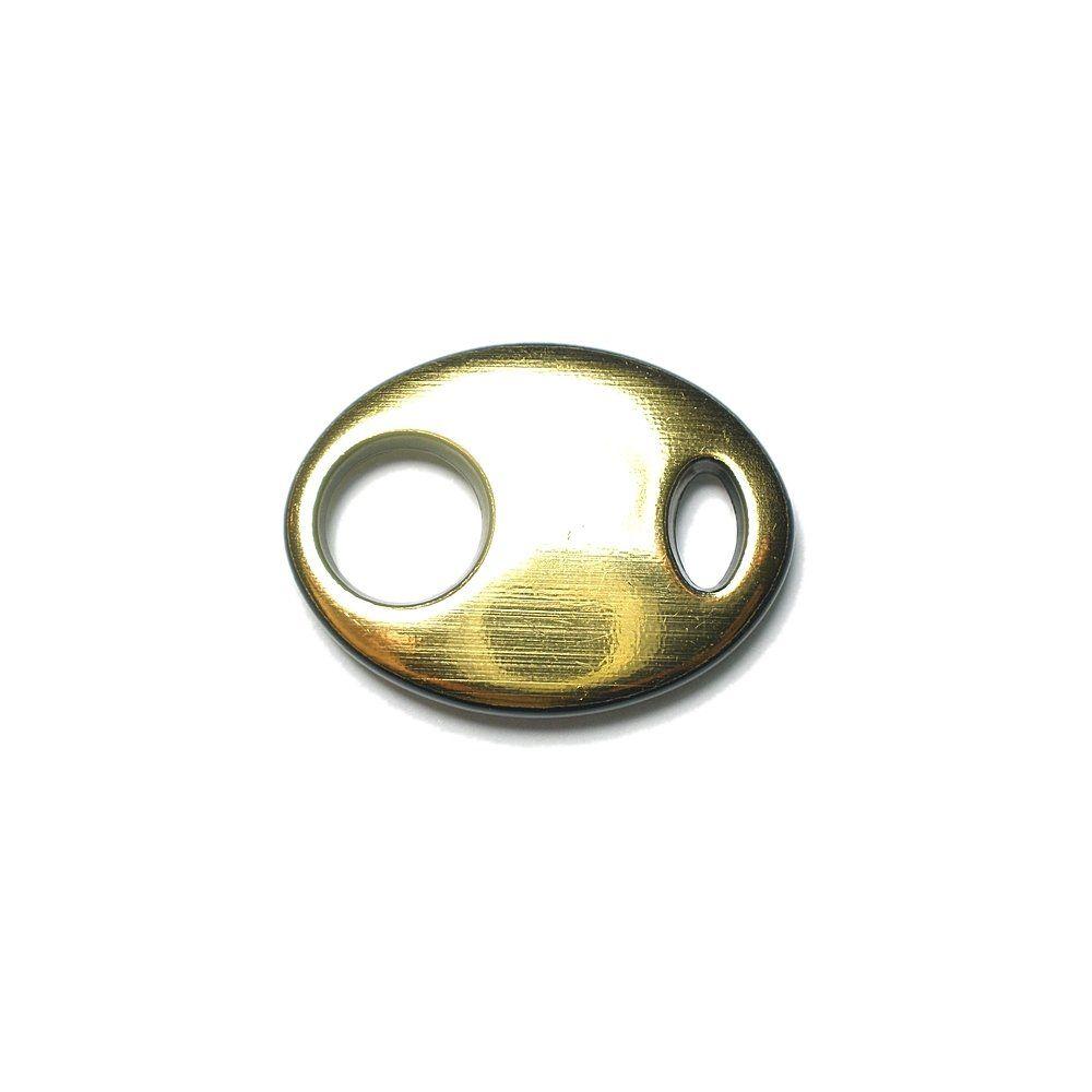 Alongador de Plástico 2 Saídas - 33mm  - Nathalia Bijoux®