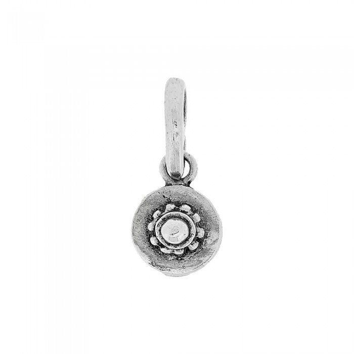 Pingente de Metal - 26mm  - Nathalia Bijoux®