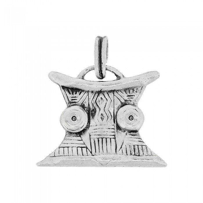 Pingente de Metal - 46mm  - Nathalia Bijoux®