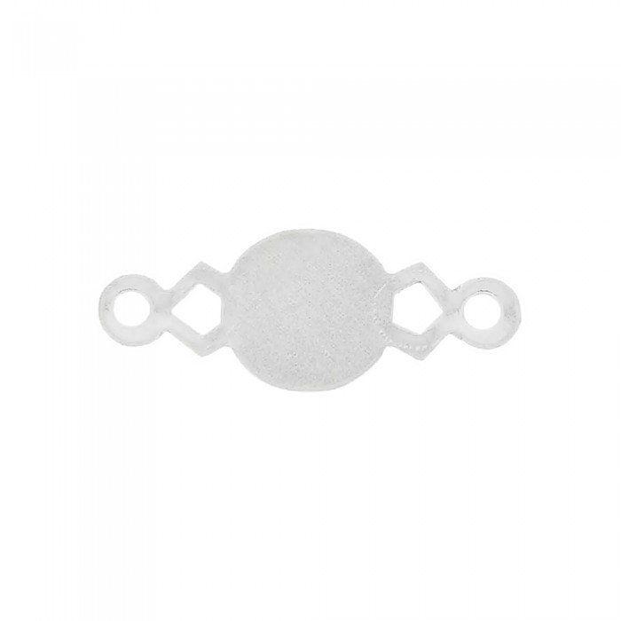 Alongador de Metal 2 Saídas - 17mm  - Nathalia Bijoux®