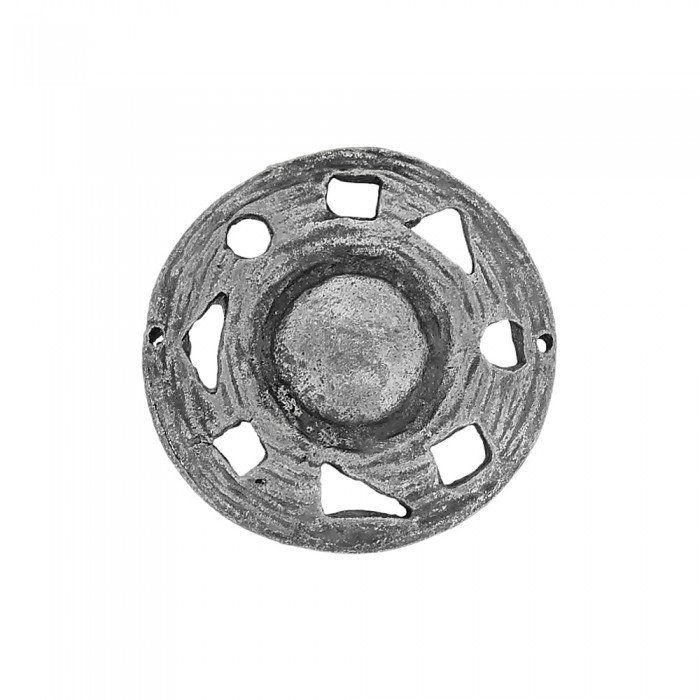 Alongador de Metal 2 Saídas - 30mm  - Nathalia Bijoux®