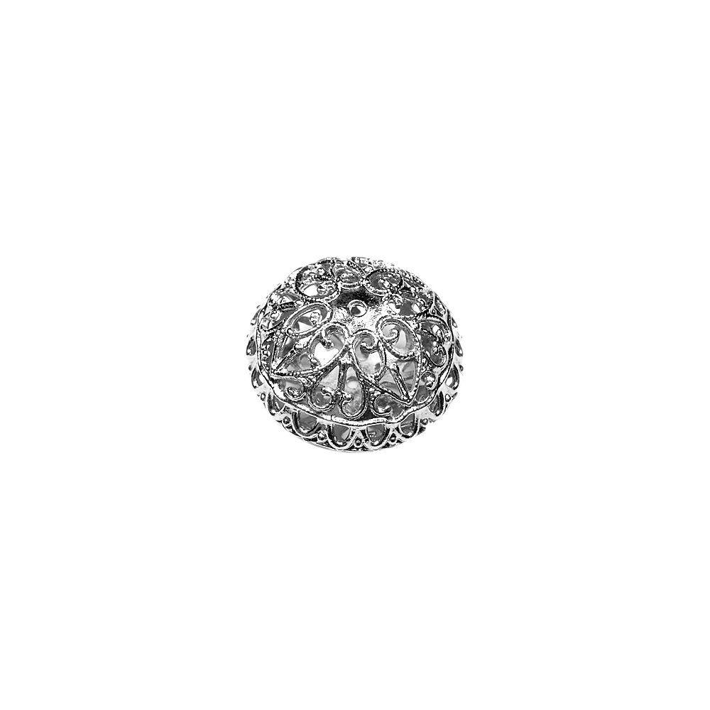 Entremeio de Metal - 35mm  - Nathalia Bijoux®