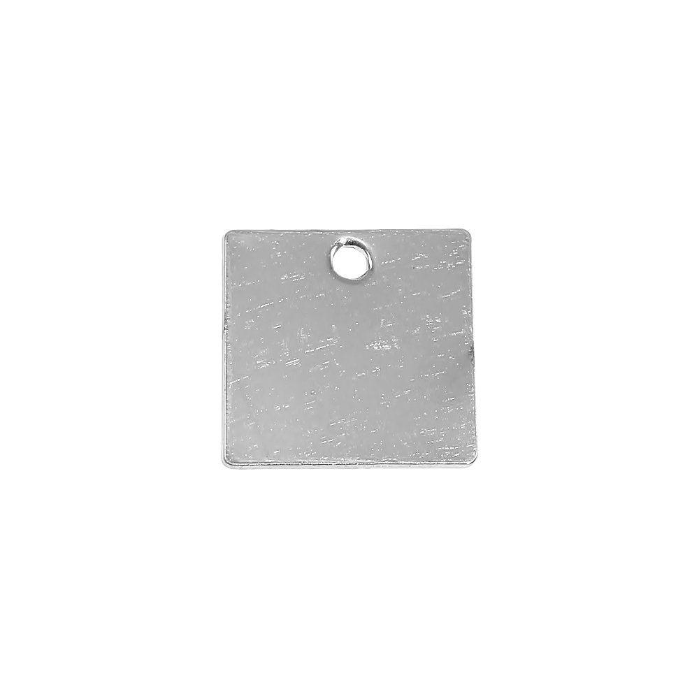 Pingente de Metal - 28mm  - Nathalia Bijoux®